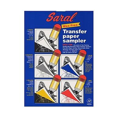 Blueprint tranfer paper white daftar harga terbaru terlengkap saral transfer tracing paper sampler 5 sheets 8 12 malvernweather Choice Image
