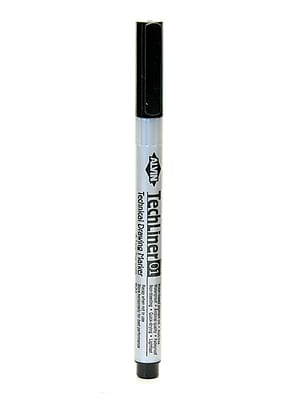 Alvin Tech-Liner Superpoint Drawing Pen/Marker 0.1 mm each [Pack of 10]