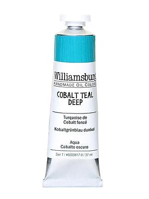 Williamsburg Handmade Oil Colors cobalt teal deep 37 ml