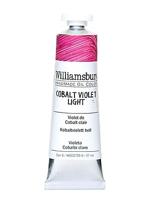 Williamsburg Handmade Oil Colors cobalt violet light 37 ml
