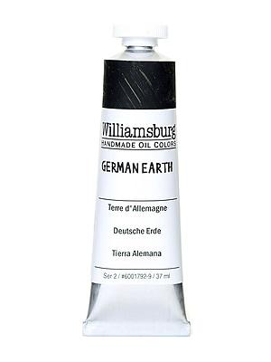 Williamsburg Handmade Oil Colors German earth 37 ml
