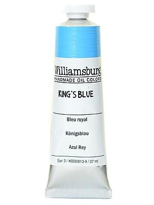 Williamsburg Handmade Oil Colors king's blue 37 ml