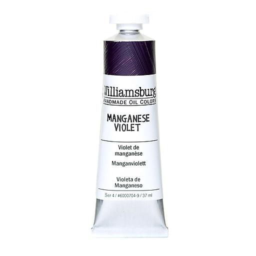 Williamsburg Handmade Oil Colors manganese violet 37 ml