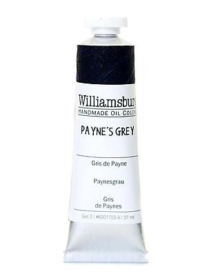 Williamsburg Handmade Oil Colors Payne's grey 37 ml