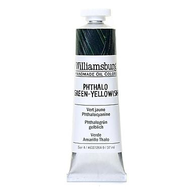 Williamsburg Handmade Oil Colors phthalo green yellowish 37 ml