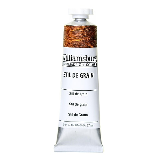 Williamsburg Handmade Oil Colors, Stil De Grain 37 ml