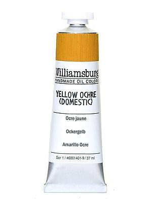 Williamsburg Handmade Oil Colors yellow ochre (domestic) 37 ml