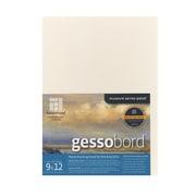 "Ampersand Gessobord, 9"" x 12"", 1/8"", 4/Pack (50540-PK4)"