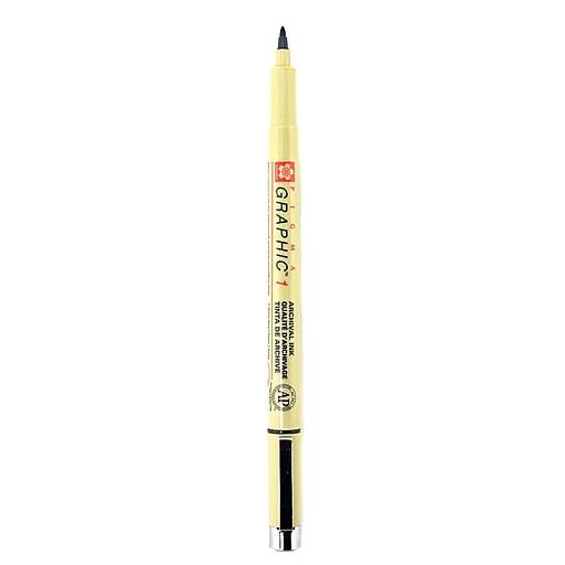 Sakura Pigma Graphic Pen 1.0 mm [Pack of 12]