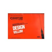 Clearprint Design Vellum Pad no. 1000HP, 12 in. x 18 in.,  50 sheet pad