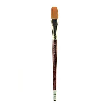 Grumbacher Goldenedge Watercolor Brush, #8 Filbert (91439)
