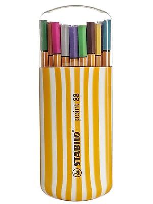 Stabilo Point 88 Pen Sets Zebrui Box Set (36915)