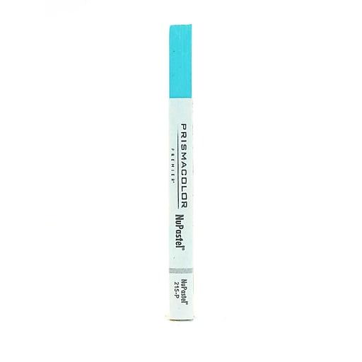 Prismacolor NuPastel Hard Pastel Sticks turquoise blue each [Pack of 12]