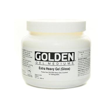 Golden Gel Mediums extra heavy gloss 32 oz.