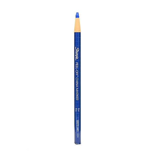 Sharpie China Marking Pencils blue each [Pack of 24]