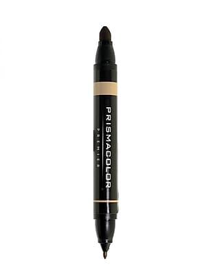 Prismacolor Premier Double-Ended Art Markers mocha light 199 [Pack of 6]