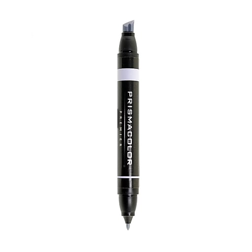 Prismacolor Premier Double-Ended Art Markers cool grey 20% 109 [Pack of 6]