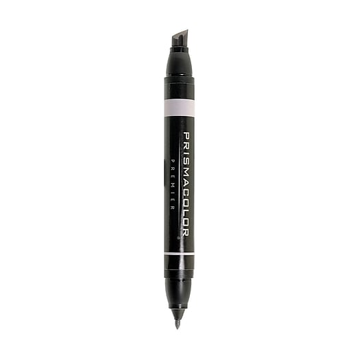 Prismacolor Premier Double-Ended Art Markers warm grey 40% 102 [Pack of 6]