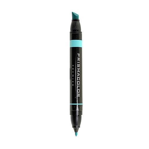 Prismacolor Premier Double-Ended Art Markers, Light Aqua 046, 6/Pack (33316-PK6 )
