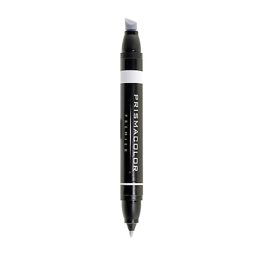 Prismacolor Premier Double-Ended Art Markers cool grey 10% 108 [Pack of 6]