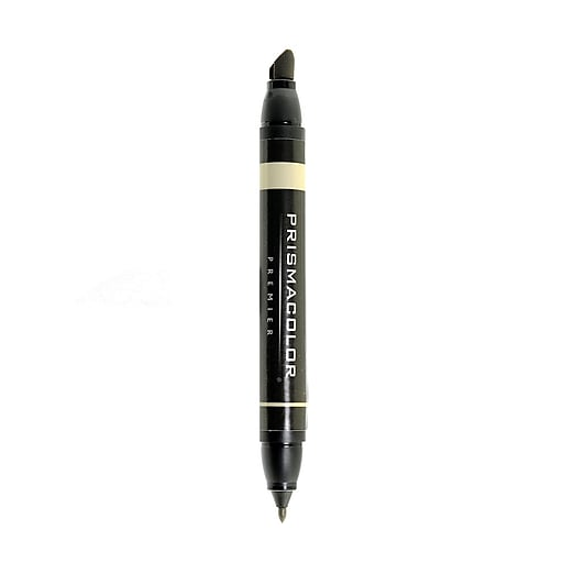 Prismacolor Premier Double-Ended Art Markers taupe 204 [Pack of 6]