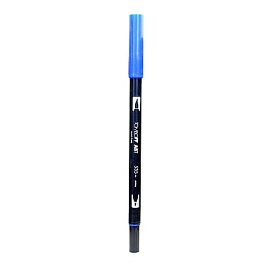 Tombow Dual End Brush Pen cobalt [Pack of 12]