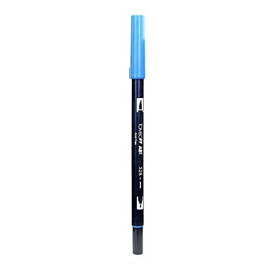 Tombow Dual End Brush Pen navy blue [Pack of 12]