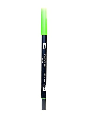 Tombow Dual End Brush Pen willow green [Pack of 12]