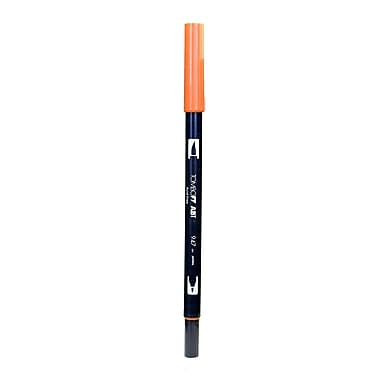 Tombow Dual End Brush Pen burnt sienna [Pack of 12]