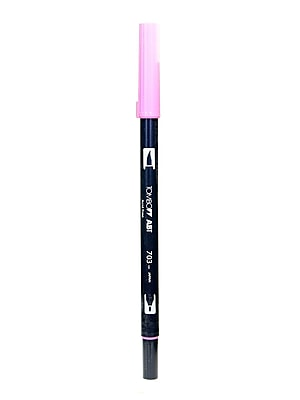 Tombow Dual End Brush Pen pink rose [Pack of 12]