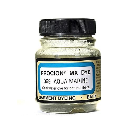 Jacquard Procion MX Fiber Reactive Dye aquamarine 069 2/3 oz. [Pack of 3]