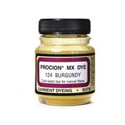 Jacquard Procion MX Fiber Reactive Dye burgundy 124 2/3 oz. [Pack of 3]
