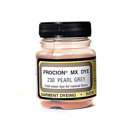 Jacquard Procion MX Fiber Reactive Dye pearl gray 230 2/3 oz. [Pack of 3]