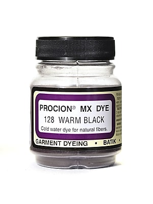 Jacquard Procion MX Fiber Reactive Dye warm black 128 2/3 oz. [Pack of 3]