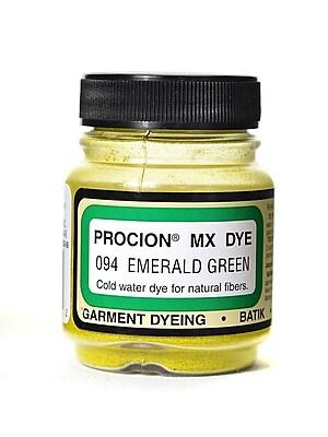 Jacquard Procion MX Fiber Reactive Dye emerald green 094 2/3 oz. [Pack of 3]