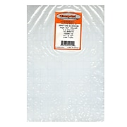 """Clearprint Fade-Out Design And Sketch Vellum, Grid 10 X 10, 11"""" X 17"""", 10 Sheets (79314)"""