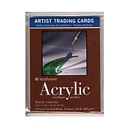 Strathmore Artist Trading Cards 400 Series Acrylic Pack Of 10 [Pack Of 6]