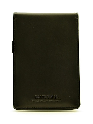 Global Art Quattro Leather Covers, Black (55555)