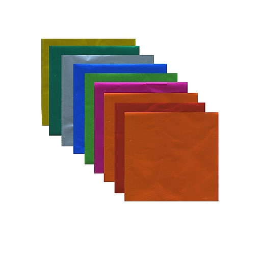 Yasutomo Fold'ems Origami Paper 10 metallic colors 5 7/8 in. pack of 36 [Pack of 3]