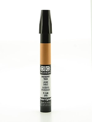 Chartpak AD Marker, Desert Tan, Tri-Nib [Pack of 6]