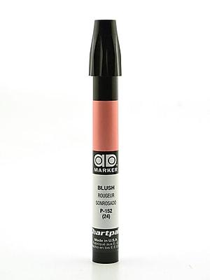 Chartpak AD Marker, Blush, Tri-Nib [Pack of 6]