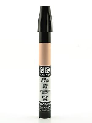 Chartpak AD Marker, Pale Flesh, Tri-Nib [Pack of 6]