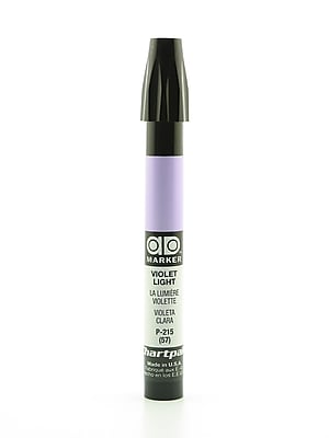 Chartpak AD Marker, Violet Light, Tri-Nib [Pack of 6]