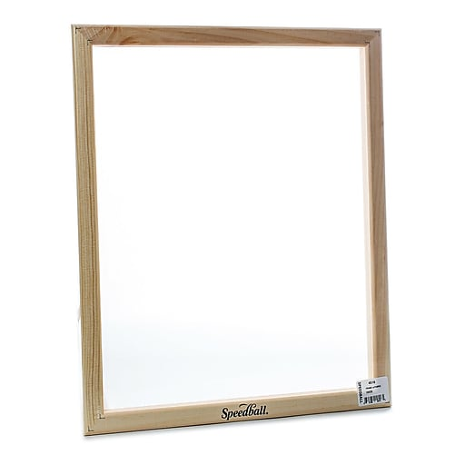 Speedball Screen Printing Wood Frames 4714 16 In. X 20 In.