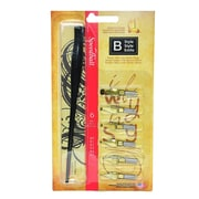 Speedball Round Pen Nibs assorted set of 6 [Pack of 2]