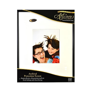 Nielsen Bainbridge Gallery Collection Frames 16 in. x 20 in. centered for 8 in. x 10 in.
