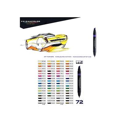 Prismacolor Marker Sets, Assorted Set of 72 (41016)