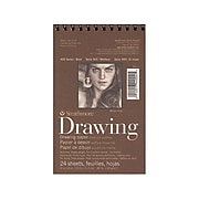 Strathmore 400 Series Drawing Paper Pad 4 In. X 6 In. [Pack Of 8]
