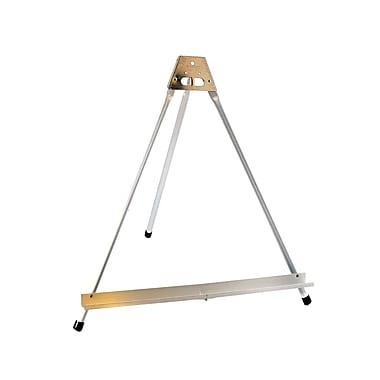 Testrite Visual Products, Inc. Aluminum Table Easel No. 151 table easel