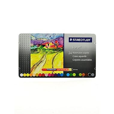 Staedtler Karat Watercolor Crayon Sets